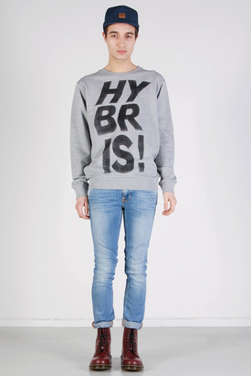 Cheap Monday: Per Sweat Grey Hybris