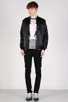 Revolution: Jacket Light Black