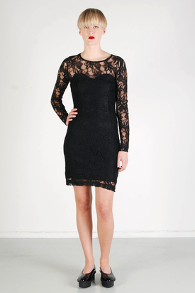 S'nob: Alice Dress Black