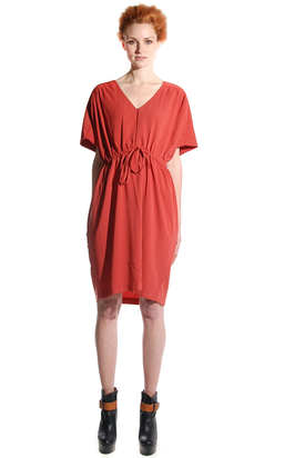 Minimarket: Solveig Cinnamon Dress