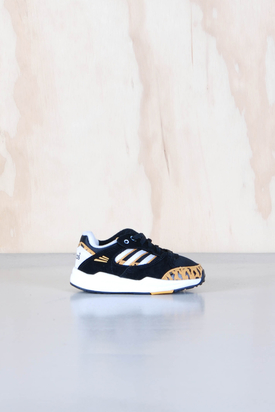 Adidas: Tech Super CF I Black/Leopard