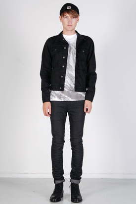 Cheap Monday: Staple Jacket Rinse Black