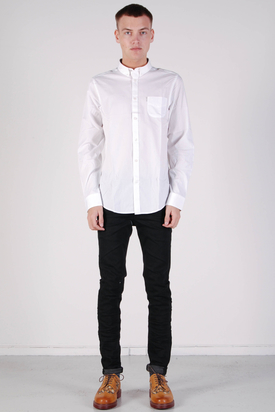 Ben Sherman: Fashion Shirt Bright White