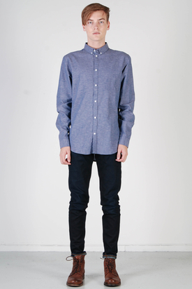 Cheap Monday: Damon Shirt Blue