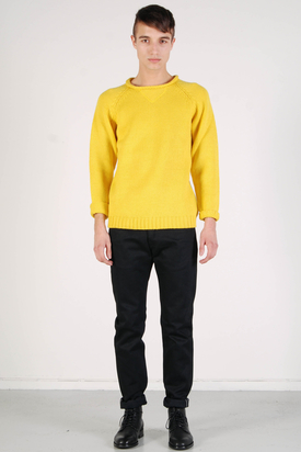 Bruuns Bazaar: Wyth Sweater Yellow