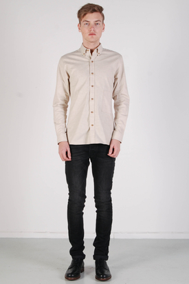 Billy and I: Rasmus Beige Shirt