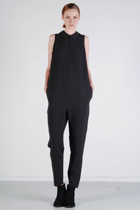 BZR: Chili Jumpsuit Charcoal
