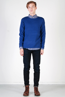 Cheap Monday: Jonathan Sweater Blue