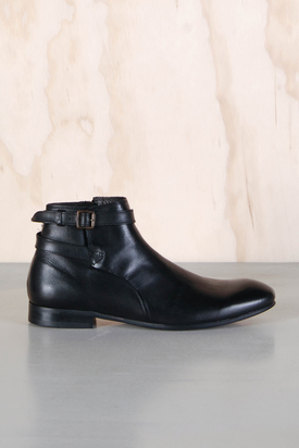 H By Hudson: Kubrick Black Boots