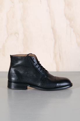 H By Hudson: Fenway Black Boots