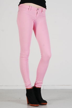 Dr Denim: Kissy Light Pink Jeansleggings