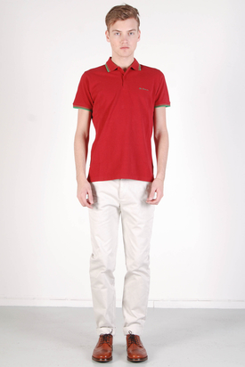 Ben Sherman: SS Polo Rio Red
