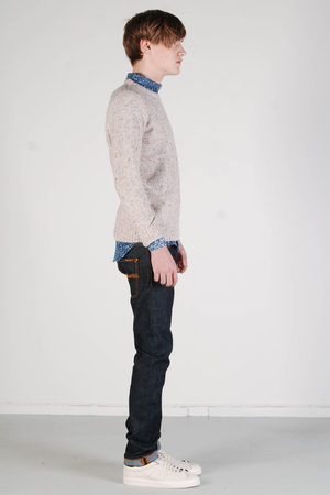 Revolution: Kasper Knit Offwhite Sweater