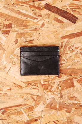 Ben Sherman: Leather Cardholder Brown