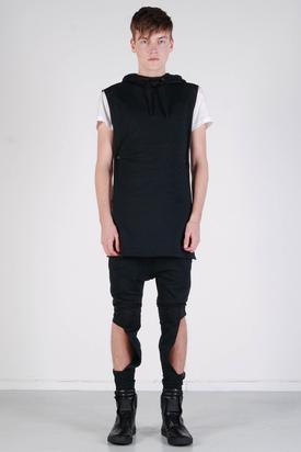 Odeur: Singlet Hood Black