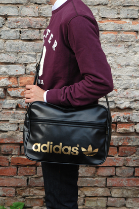 Adidas: AC Airline Black Bag