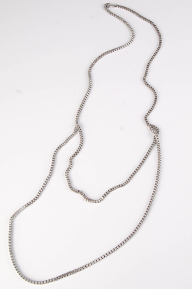 Cheap Monday: Longer Necklace Worne Burnished