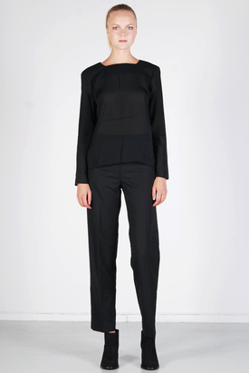 Carin Wester: Tyre Panther Blouse