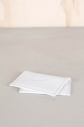 Odeur: Skew Card Holder White