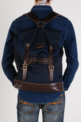 Lee: Backpack Denim