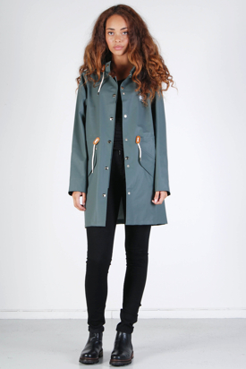 Elvine x Grundéns: Hönö Green Jacket