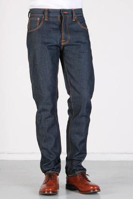 Nudie: Sharp Bengt Dry Dirt Organic Jeans