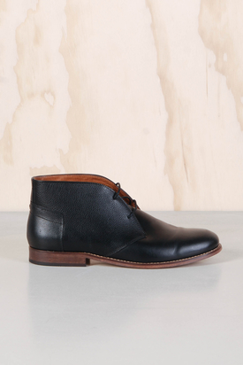 H By Hudson: Viking 2 Calf Black