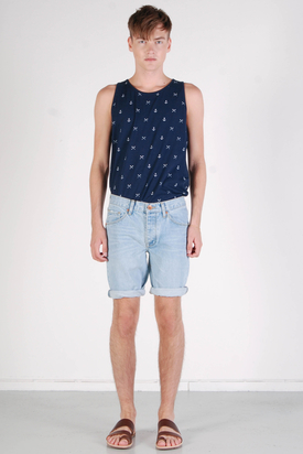 Dr Denim: Raine 1991 Light Shorts