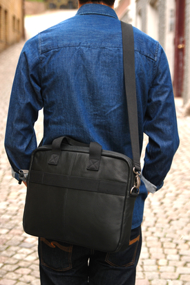 Eastpak: Reboot Black Leather