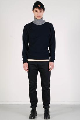 Bruuns Bazaar: Pilou Sweater Navy