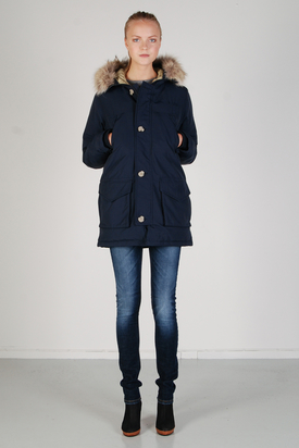 Svea: Smith Jacket Navy