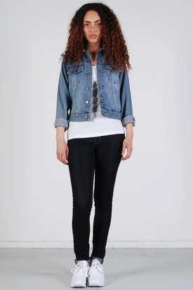 Cheap Monday: Vital Denim Jacket Mid Range