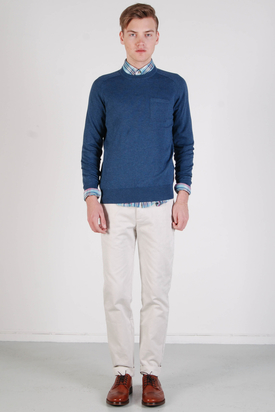 Ben Sherman: Crown Blue Marl