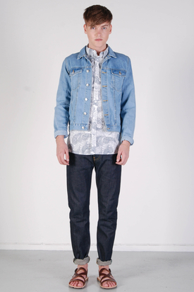 Cheap Monday: Tobias Jeans Jacket Light Trash