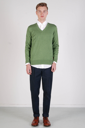 Ben Sherman: Jumper Apple Marl