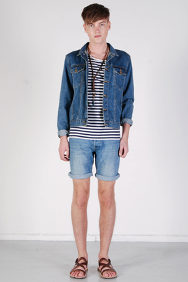 Cheap Monday: Tobias Jeans Jacket Folk Blue