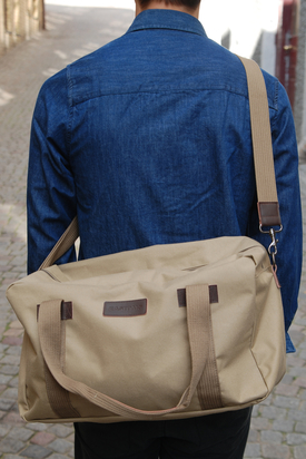 Eastpak: Bawder Cottown Beige
