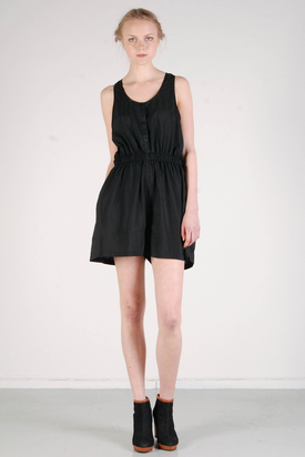 Cheap Monday: Dillon Jumpsuit Black