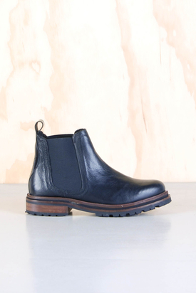 H By Hudson: Wistow Black Boot