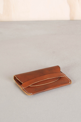 Revolution: Plain Wallet Brown