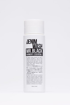 Mr Black: Denim Wash