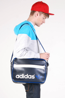 Adidas: AC Airline Legend Ink Blue Bag