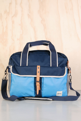 Eastpak: Crowbar Outwards Blue