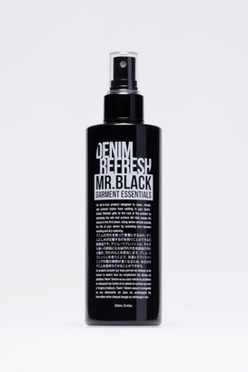 Mr Black: Denim Refresh