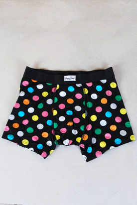 Happy Socks: Boxer Dots