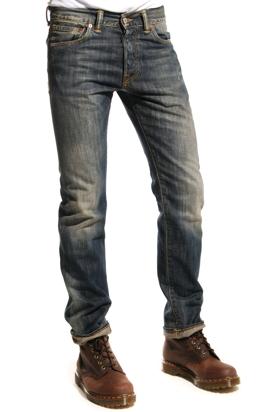 Edwin: ED-71 Scrapper Wash Jeans