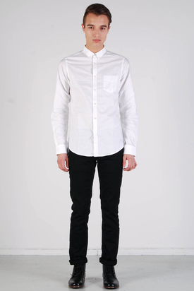 Ben Sherman: Fashion Oxford Shirt Bright White