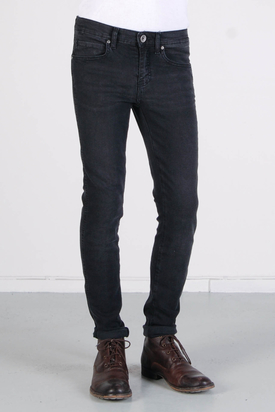 Dr Denim: Snap Black Used