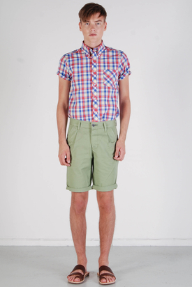 Dr Denim: Eddie Sage Shorts