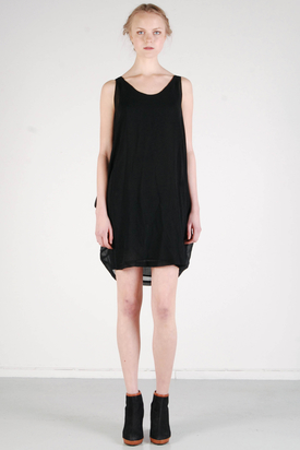 Samsøe & Samsøe: Kalalau Dress Black